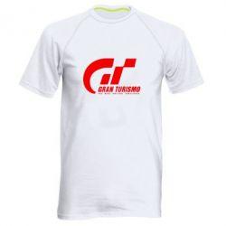 Мужская спортивная футболка Gran Turismo - FatLine