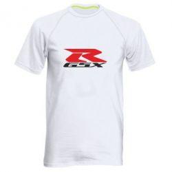 Мужская спортивная футболка GSX-R - FatLine