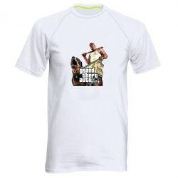 Мужская спортивная футболка GTA V Logo - FatLine