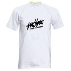 Мужская спортивная футболка Hajime