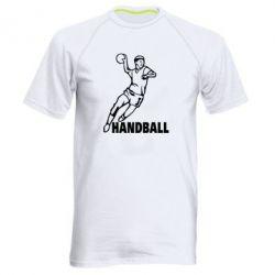 Мужская спортивная футболка Handball - FatLine