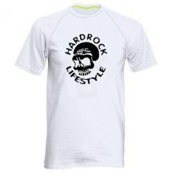 Мужская спортивная футболка Hardrock lifestyle - FatLine