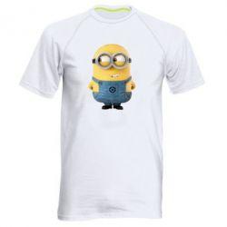 Мужская спортивная футболка Хитрый миньон - FatLine