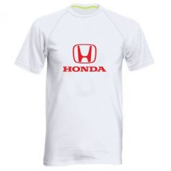 Мужская спортивная футболка Honda Classic - FatLine