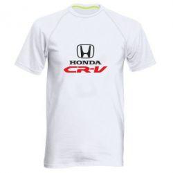 Мужская спортивная футболка Honda CR-V - FatLine