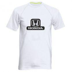 Мужская спортивная футболка Honda Stik - FatLine