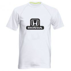 Мужская спортивная футболка Honda Stik