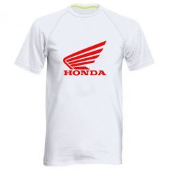 Мужская спортивная футболка Honda - FatLine