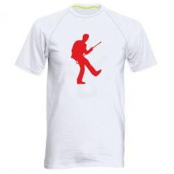 Мужская спортивная футболка House танцует - FatLine
