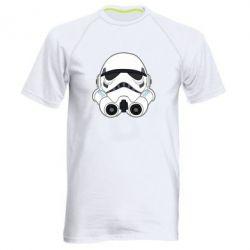 Мужская спортивная футболка Имперский штурмовик - FatLine