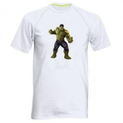 Мужская спортивная футболка Incredible Hulk 2 - FatLine
