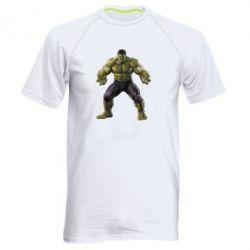 Мужская спортивная футболка Incredible Hulk - FatLine