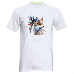Чоловіча спортивна футболка Indian Fox