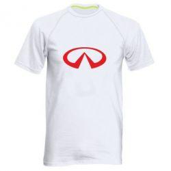 Мужская спортивная футболка Infinity - FatLine