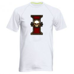 Мужская спортивная футболка инквизиция warhammer - FatLine