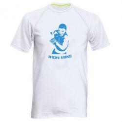 Мужская спортивная футболка Iron Mike - FatLine