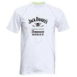 Мужская спортивная футболка Jack Daniels Tennessee - FatLine