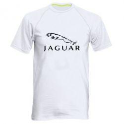 Мужская спортивная футболка Jaguar - FatLine