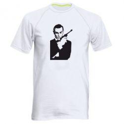 Мужская спортивная футболка James Bond - FatLine
