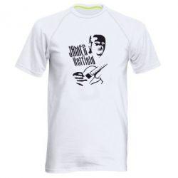 Мужская спортивная футболка James Hetfield - FatLine