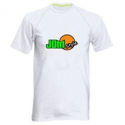 Мужская спортивная футболка JDM Style - FatLine