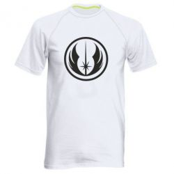 Мужская спортивная футболка Jedi Order - FatLine