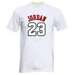 Мужская спортивная футболка Jordan 23 - FatLine