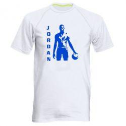 Мужская спортивная футболка Jordan - FatLine