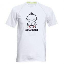 Мужская спортивная футболка Judo Fighter
