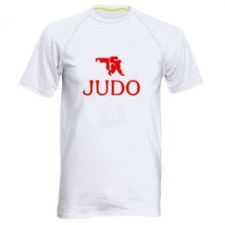 Мужская спортивная футболка Judo - FatLine