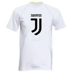Мужская спортивная футболка Juventus Logo
