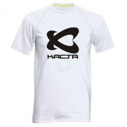 Мужская спортивная футболка Каста - FatLine