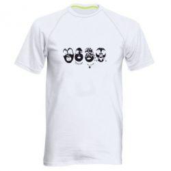 Мужская спортивная футболка KiSS - FatLine