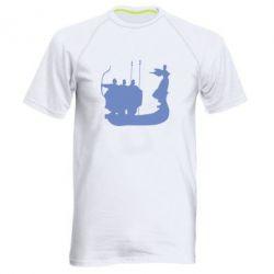 Мужская спортивная футболка Кий,Щек,Хорив - FatLine