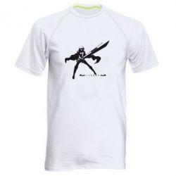 Мужская спортивная футболка Клеймор
