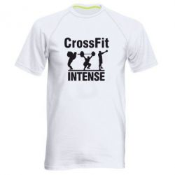Мужская спортивная футболка Кроссфит - FatLine