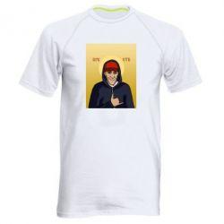 Мужская спортивная футболка Кровосток Шило