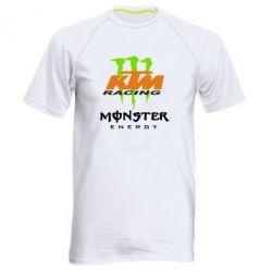 Мужская спортивная футболка KTM Monster Enegry - FatLine