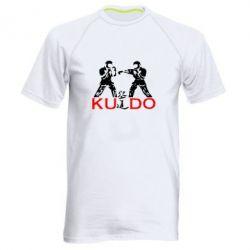 Мужская спортивная футболка Kudo Fight - FatLine