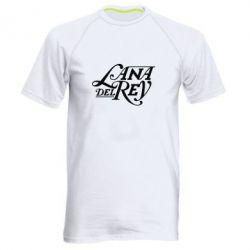 Чоловіча спортивна футболка Lana Del Rey