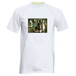 Мужская спортивная футболка Left 4 Dead 2 - FatLine