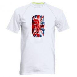 Мужская спортивная футболка Лондон