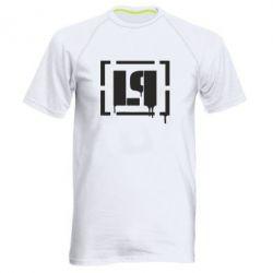Мужская спортивная футболка LP - FatLine