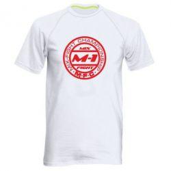 Мужская спортивная футболка M-1 Logo - FatLine