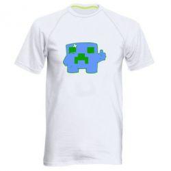 Мужская спортивная футболка Mad Player - FatLine