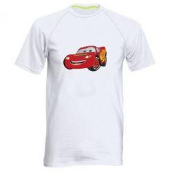 Мужская спортивная футболка Маккуин - FatLine