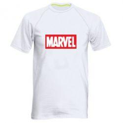 Мужская спортивная футболка MARVEL - FatLine
