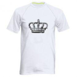 Мужская спортивная футболка Массивная корона