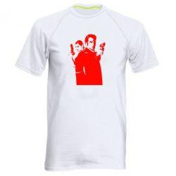 Мужская спортивная футболка Max Payne 2 - FatLine
