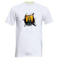 Купить Мужская спортивная футболка Metro: Last Light Art, FatLine